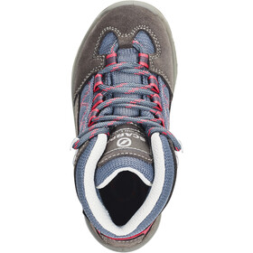 Scarpa Cyclone Shoes Kinder smoke/passion pink
